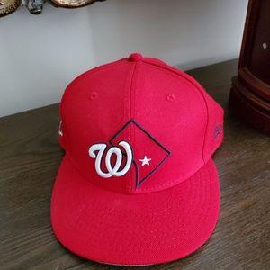 59fifty Hats (Redskins, Washington Nationals, DC)